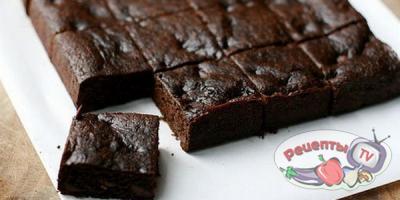 Десерт шоколадный «Воздушный поцелуй»